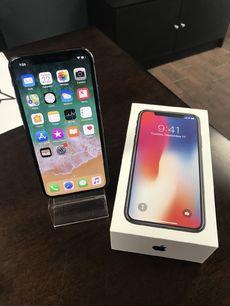 IPhone da Apple X - 64 GB - Preto (At & t) GSM)