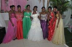Vestido de Cerimónia Vestidos de Noiva Vestidos de Festas Finalista