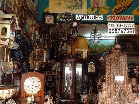 Lisbras Lda - Comércio de Antiguidades e Velharias