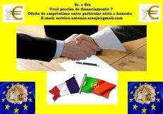 Todo tipo de creditos em Portugal 2