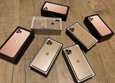 Apple iPhone 11 Pro 64GB = $ 500USD, iPhone 11 Pro Max 64GB = $ 550