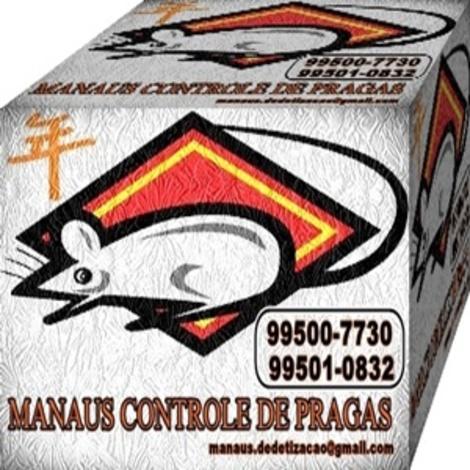 DEDETIZAÇÃO EM MANAUS / MANAUS - CONTROLE DE PRAGAS / DEDETIZADORA