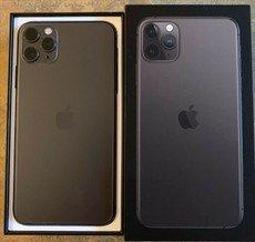 Apple iPhone 11 Pro 64GB cost $500, iPhone 11 Pro Max 64GB cost $550