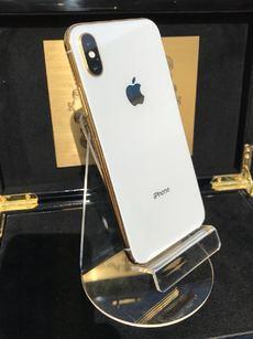 Apple iPhone X 256GB 24kt Branco e Ouro Frame Edição Especial