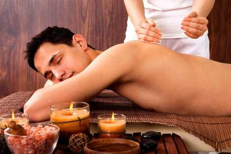 Massagens e Estética