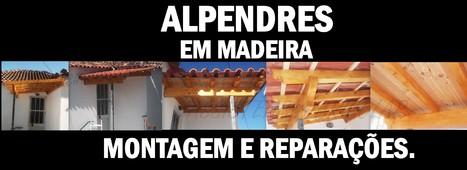 ALPENDRES EM MADEIRA