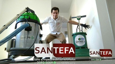 Santefa Limpeza e impermeabilização de Estofos