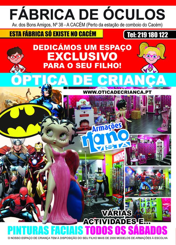 • FABRICA DOS OCULOS • Caçém • Lisboa • WWW.FABRICADEOCULOS.PT 04ff05e815
