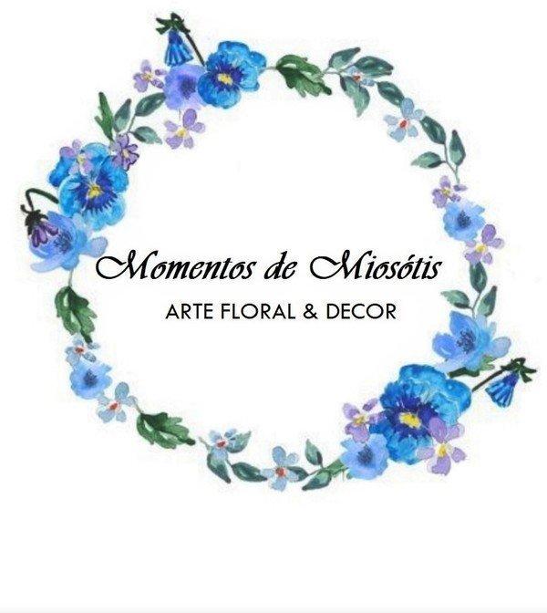 Miosótis-Arte Floral & Decoração.