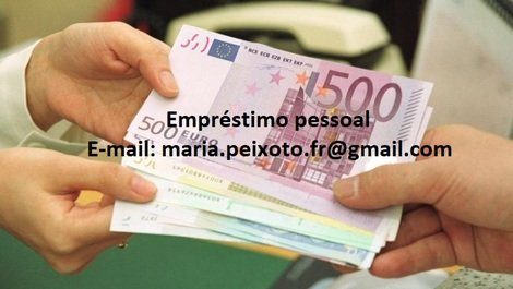 Oferta de empréstimo e financiamento - Coimbra