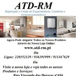ATD-RM - Reparação e Venda de Esquentadores, Caldeiras e Cilindro