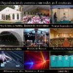 Aluguer de som, luz e equipamentos Festas & Melodias