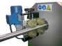Máquina lixar polir tubo redondo